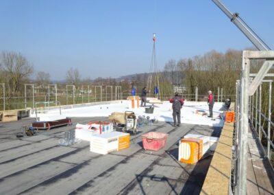 Umbau und energetische Sanierung eines Bürogebäudes