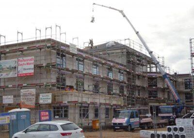 Neubau eines Pflegezentrums in Barntrup