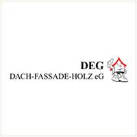 Die DEG Dach-Fassade-Holz eG ist eine zentrale Einkaufs- und Dienstleistungsgenossenschaft für Handwerksunternehmen aller Gewerke rund um Dach und Fassade. Produkte der nachfolgend aufgeführten Partnerfirmen und anderer Hersteller beziehen wir von der DEG Dach-Fassade-Holz eG.