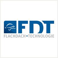 Die Firma FDT stellt Produkte zur Flachdach-Abdichtung her und bietet Kunststoff-Dachbahnen, Lichtsysteme und Säureschutz Komplettsysteme an. Für Abdichtungen verarbeiten wir die Dachbahnen Rhepanol (PIB) und Rhenofol (PVC).