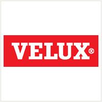 Die Firma Velux ist der weltweit größte Hersteller von Wohnraumdachfenstern. Neben Dachfensterlösungen für geneigte und flache Dächer komplettieren Sonnenschutzprodukte, Rolläden und Zubehörprodukte für den Fenstereinbau das Angebot.